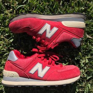 new balance 574 women's running shoe size 6